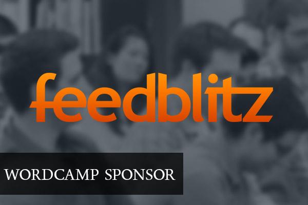 WordCamp Charleston Sponsor - Feedblitz